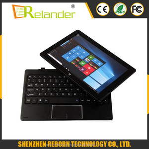 New Detachable 10 Inch Windows 10 OS Tablet 128GB Intel Cherry Trail Z8350 Quad Core Windows Tablet PC