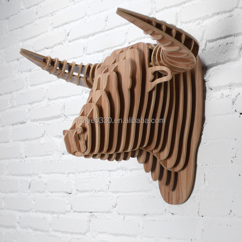 Spanish cowboy 3D bull head bison 2016 New European Bulls Buffalo creative wall animals home <strong>decor</strong>