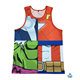 Gym singlet wholesale mens tank top wholesale running vest sublimation singlet