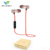 Magnetic Design Bluetooth Earbuds, Bluetooth V4.1 Handsfree Sport Stereo Magnetic Headphone Earphone