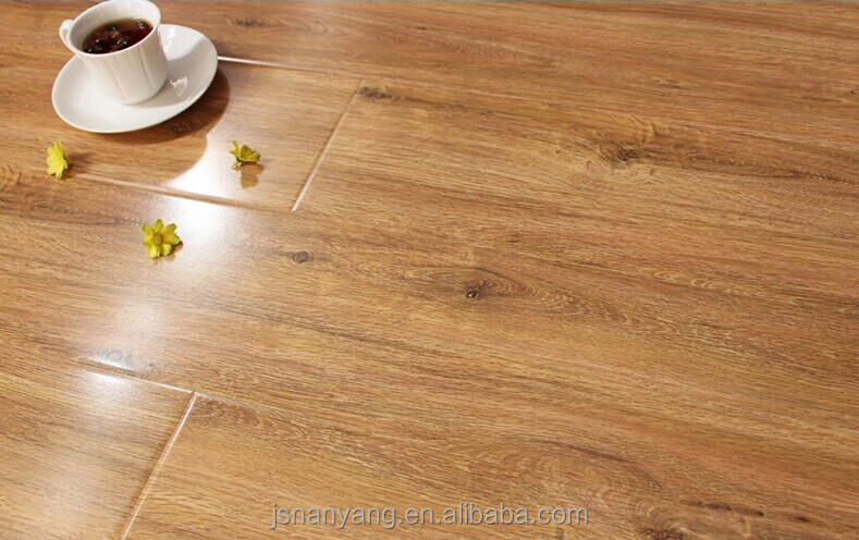 Natural color white oak with little knots parquet floor engineered flooring