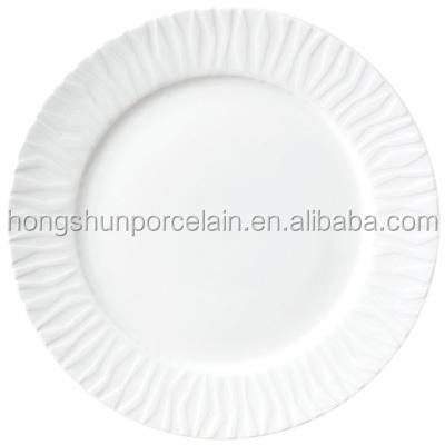 White Porcelain Wholesale Dinner Plates Wholesale, Dinner Plate ...
