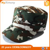 New design cano designer military hats metal eyelet flat bill hats caps army sport cap hat