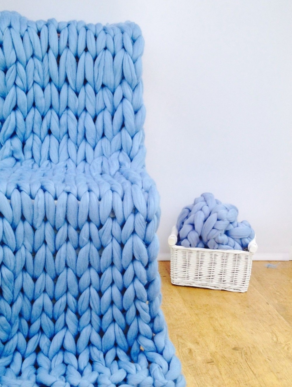 1 Kg Ball Super Chunky Thick Merino Wool Yarn For Hand