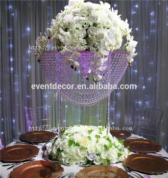 Clear crystal flower stand wedding table decoration for wedding clear crystal flower stand wedding table decoration for wedding centerpieces junglespirit Choice Image
