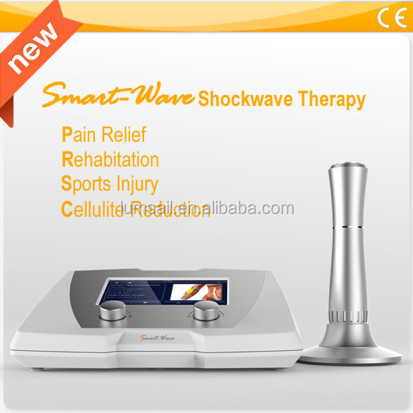 Newest High End Shock Wave For Cellulite Removal And Pain ...