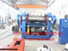Rubber Open Mill with compact structure