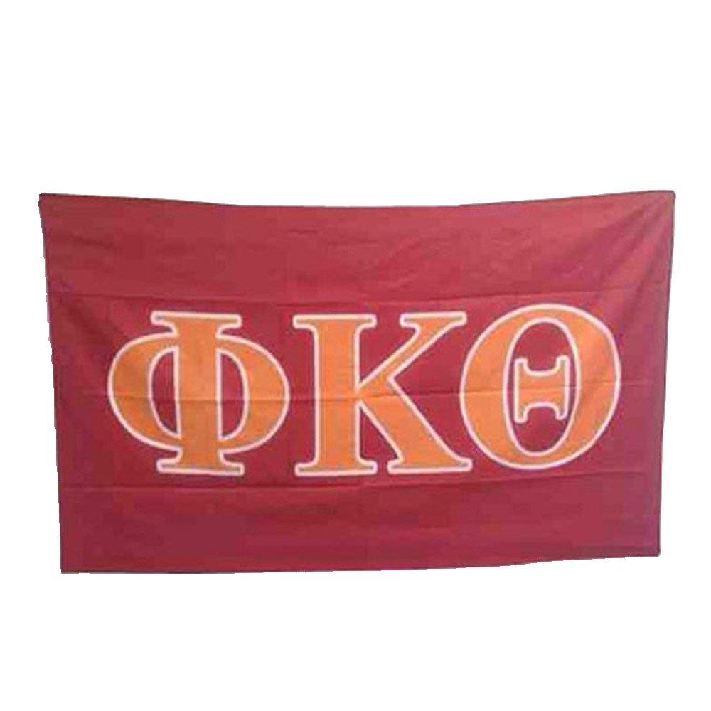 Cheap greek letter patterns find greek letter patterns deals on get quotations phi kappa theta big greek letter flag spiritdancerdesigns Image collections