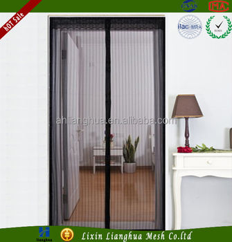 Good Quality Window Screen Mesh Pvc Magnetic Mosquito Net Door ...