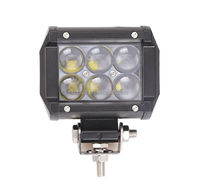 Newest 12v 4D led driving work light Spot light for ATV/Truck/Tractor motorcycle 4x4 off road