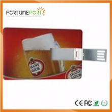 Custom Metal Logo Hot Sale Colorful Usb cards 4gb 8gb pendrive 16gb for gifts