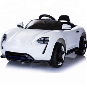 Simulation power wheels toy car plastic cheap electric kids toys car