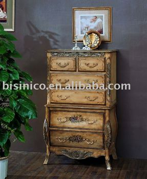 American hand painted chest,antique wooden furniture,American bedroom sets,  View Antique chest, Bisini Product Details from Zhaoqing Bisini Furniture  ...
