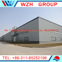 Steel structure building / hotel / commercial center / residential building