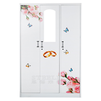 Steel Almirah Design With Price List Steel Cupboard 3 Door