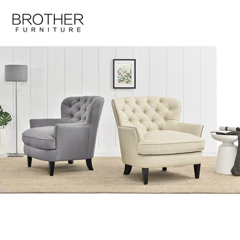 Furniture Living Room Accent Chairs Chesterfield Occasional Chairs