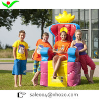 King and Queen Throne Chairs Inflatable Throne for Sale Inflatable Chair for Kids