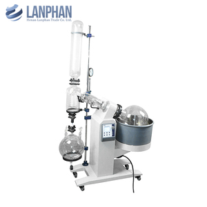 Industrial Mini Types Multiple Effect Wastewater Cold Room Storage Rotary Vacuum Rotary Evaporator Price