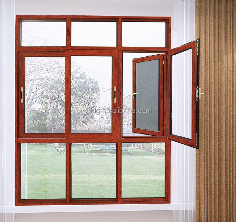 Venta al por mayor ventanas corredizas grandes lowes-Compre online ...