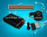 GPS trackers with Engine/Oil system shut-off /LED/Camera
