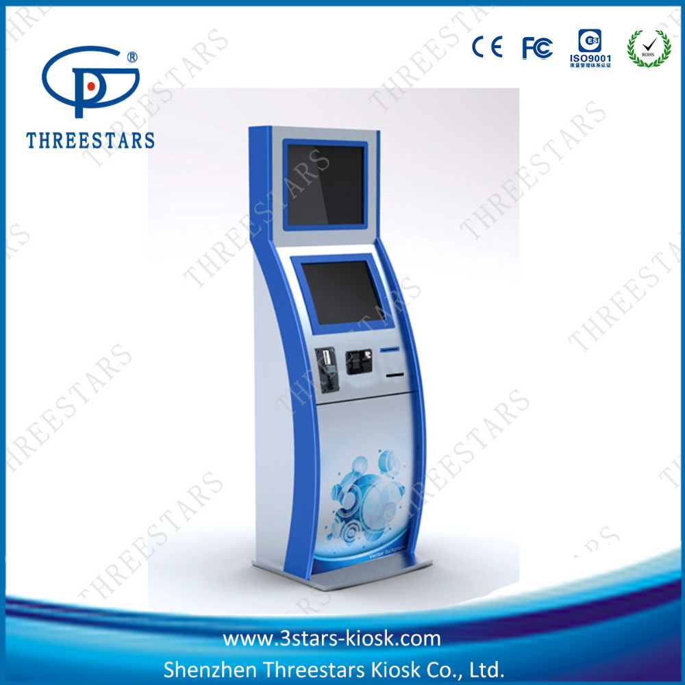 New Technology Payment Machine Coin Operated Wifi Kiosk - Buy Coin ...