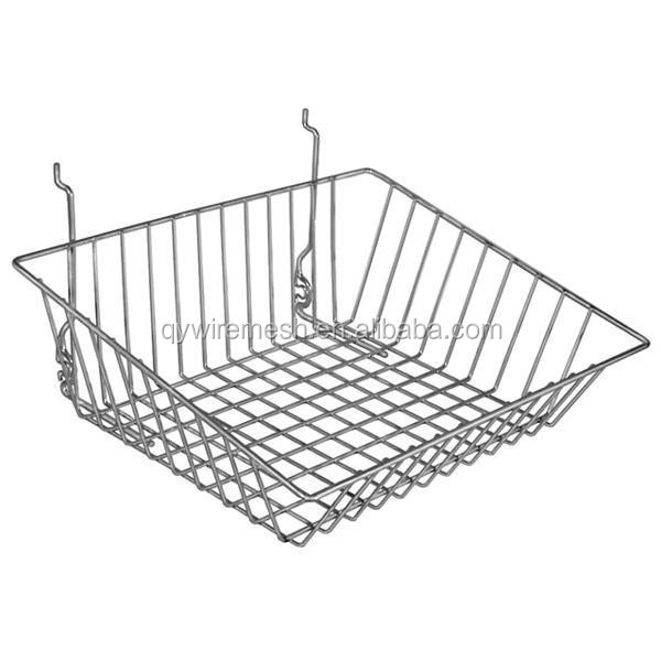 factory metal galvanized wire mesh baskets