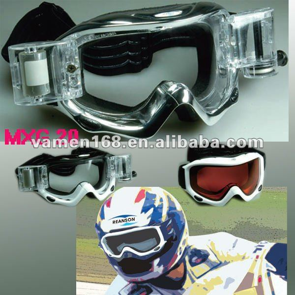 MXG25 MX Goggle with Nose Gurad