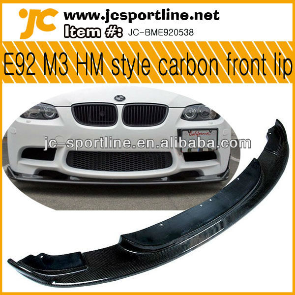e92 m3 car lippe spoiler kohlenstoff frontlippe f r bmw e90 m3 stil auto hm carbon frontlippe. Black Bedroom Furniture Sets. Home Design Ideas