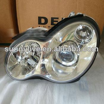 2001-2007 Year W203 C63 C200 C230 C280 C300 Head Lamp For Mercedes-benz  Silver Depo - Buy W203 Headlamp,For Benz W203 Headlight,Head Light W203