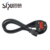 SIPU quality UK power cord with in line switch for British market computer power supply cord