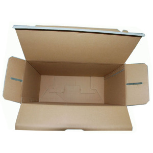 Oem fashion recyclable cardboard box fruit packaging box for fruit and vegetable