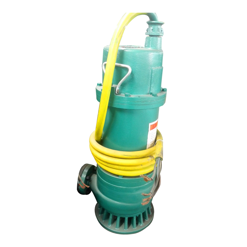 Sediment underground water pump for mine