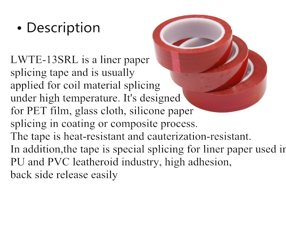 liner paper splicing Tape