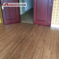 Sunflare china supplier pvc lvt vinyl plank floor in hotel