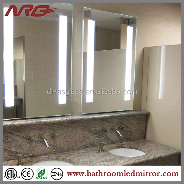 LED small framed mirrors for make up