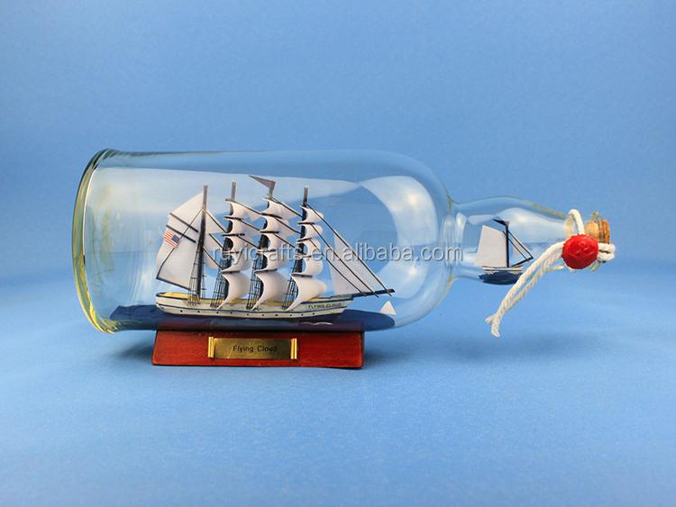 Ship In A Bottle Hms Victory,Glass Bottle Ship,Souvenir Gifts - Buy Ship In  A Bottle Hms Victory,Glass Bottle Ship,Glass Ship In A Bottle For Sale