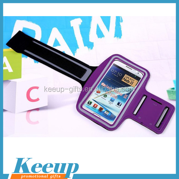 Newest hot jogging waterproof sports armband case/sports running armbandfor blackberry