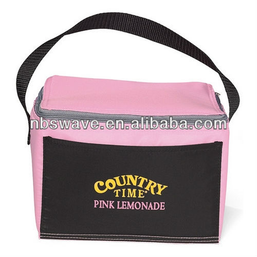 Compact Six Pack Portable Cooler Bags 27002