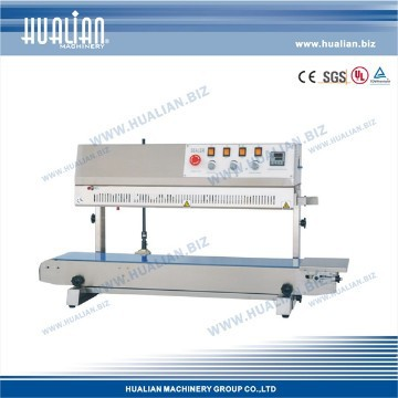 HUALIAN 2017 Solid Ink Coding Continuous Band Sealer
