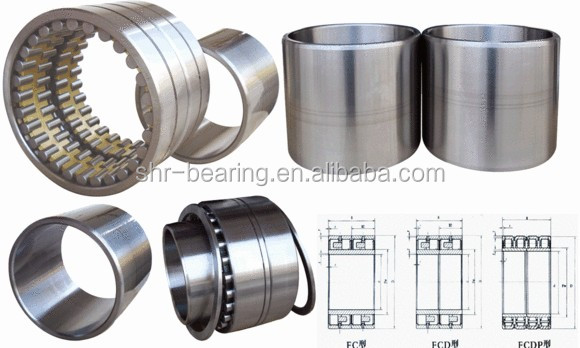 SYBR conveyor roller bearings rolling mill bearing FC3650130