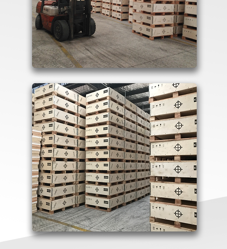 High Quality Collapsible Plywood Crates For Shipping