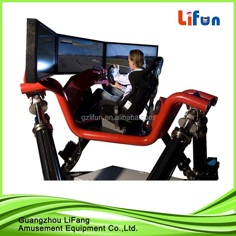 2016 New Arcade Racing Car Simulator Dynamic Arcade Car Racing ...