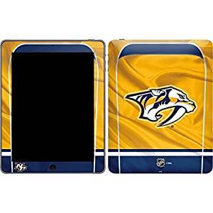 NHL Nashville Predators iPad Skin - Nashville Predators Jersey Vinyl Decal Skin For Your iPad