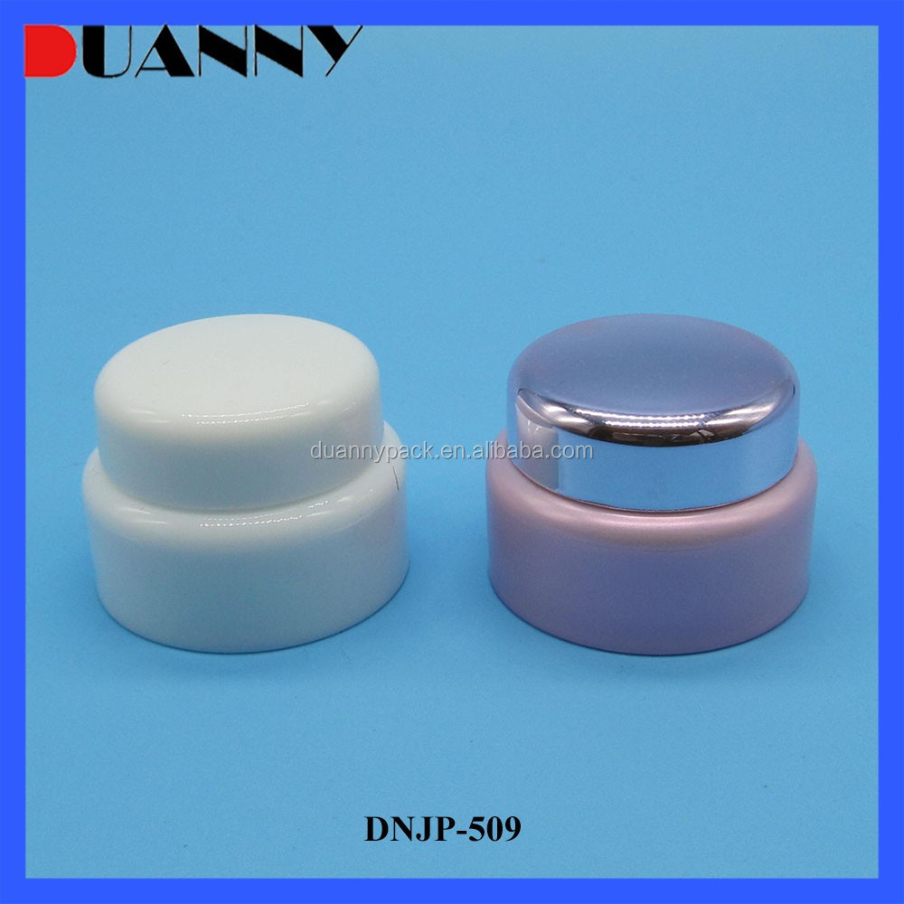 alibaba china small plastic jar cosmetic jar with cap 5g. Black Bedroom Furniture Sets. Home Design Ideas