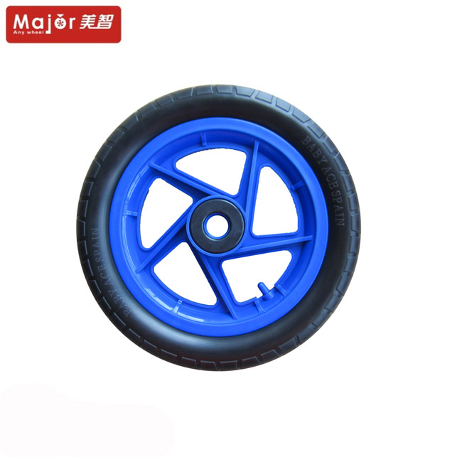 12 inch pu foam wheel bicycle tire for kids' balance bike/balance bike wheel