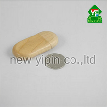 Promotional elegant wooden USB flash drive 8G 2.0 USB unique gift with your logo