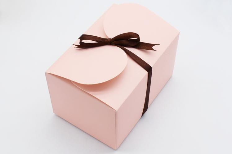 buy 20pcs pink paper cake box wedding cake boxes and packaging cookie cupcake. Black Bedroom Furniture Sets. Home Design Ideas