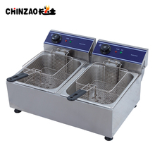 CHINZAO China Online-Shopping Edelstahl Elektrische Friteuse