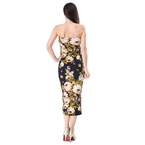 Bodycon Women Clothing Dress Summer, Floral Printed Women Clothing 2017