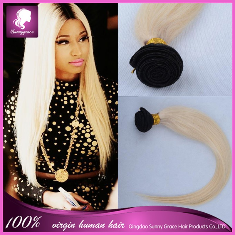 Brazilian ombre blonde hair straight sew in human hair weave ombre brazilian ombre blonde hair straight sew in human hair weave ombre hair pmusecretfo Gallery